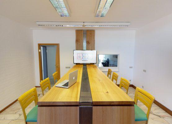 Meeting Schreibtisch mieten