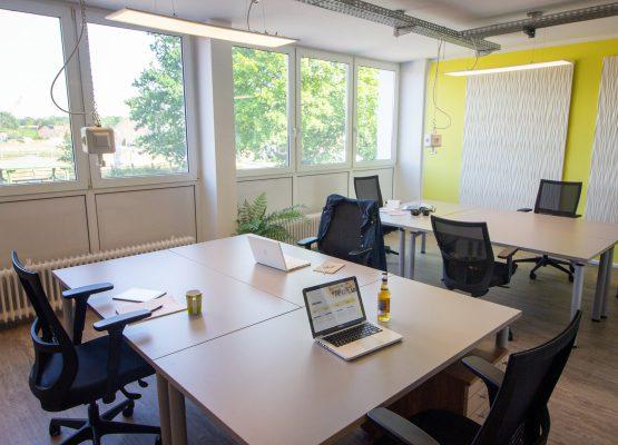 Coworking Schreibtische Lünen
